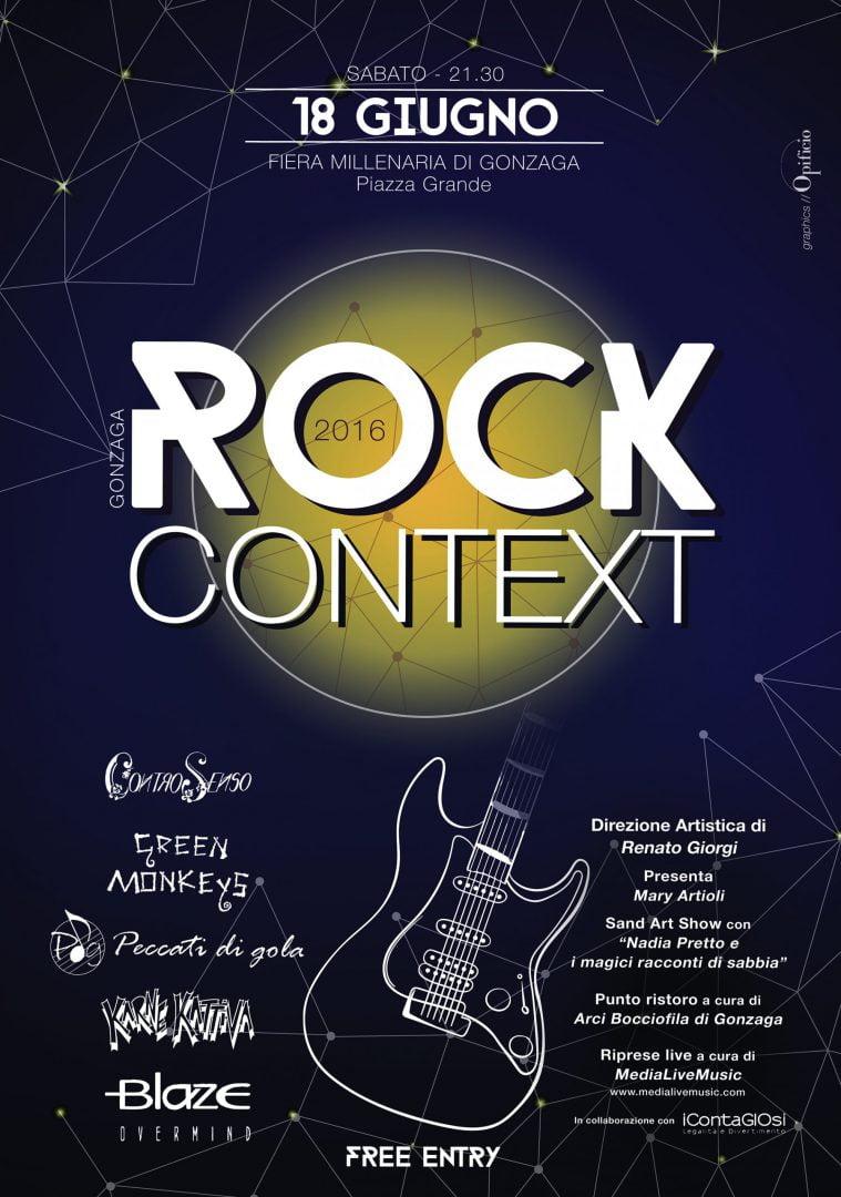 Rock Contest 2016