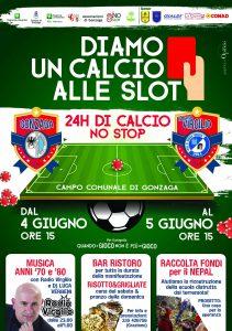 Torneo di Calcio – Progetto No Slot 2016