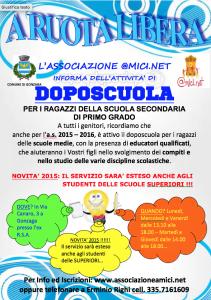 Doposcuola 2015-2016