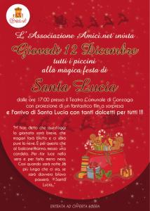 Magica festa di Santa Lucia
