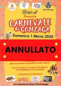 Carnevale a Gonzaga
