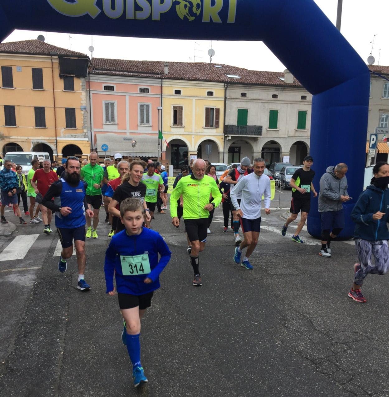 2019|| 29.04 – Millepiedi per Gonzaga – Corsa podistica