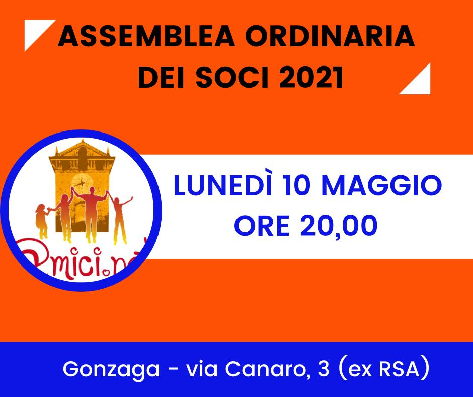 ASSEMBLEA DEI SOCI 2021