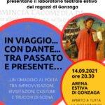 """Laboratorio teatrale """"In viagio…con Dante…tra passato e presente…"""""""
