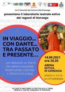 """Read more about the article Laboratorio teatrale """"In viagio…con Dante…tra passato e presente…"""""""